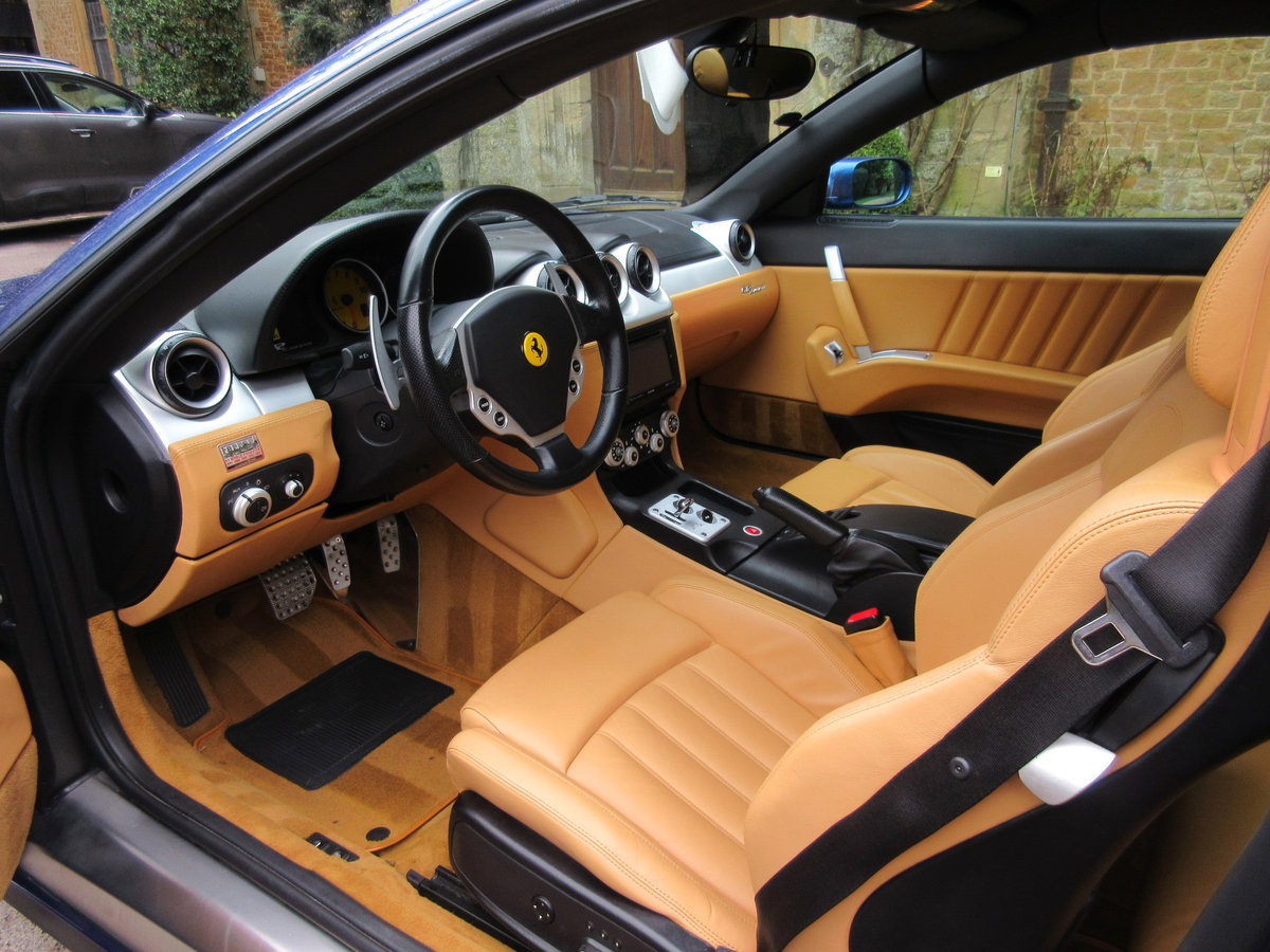 2004 SOLD ANOTHER REQUIRED Ferrari 612 F1 -Left hand drive For Sale (picture 4 of 6)