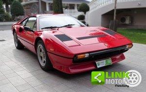 1983 Ferrari 208 Turbo GTB *SOLO 24460 KM* For Sale