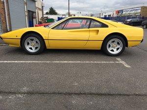 1976 Beautifully restored  very rare 308 GTB Vetrosina RHD