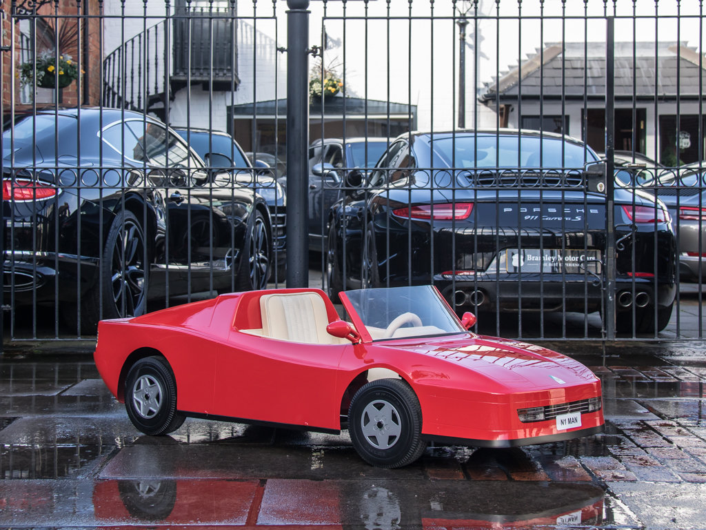 1989 Ferrari    Autojunior Testarossa by Agostini  For Sale (picture 2 of 13)