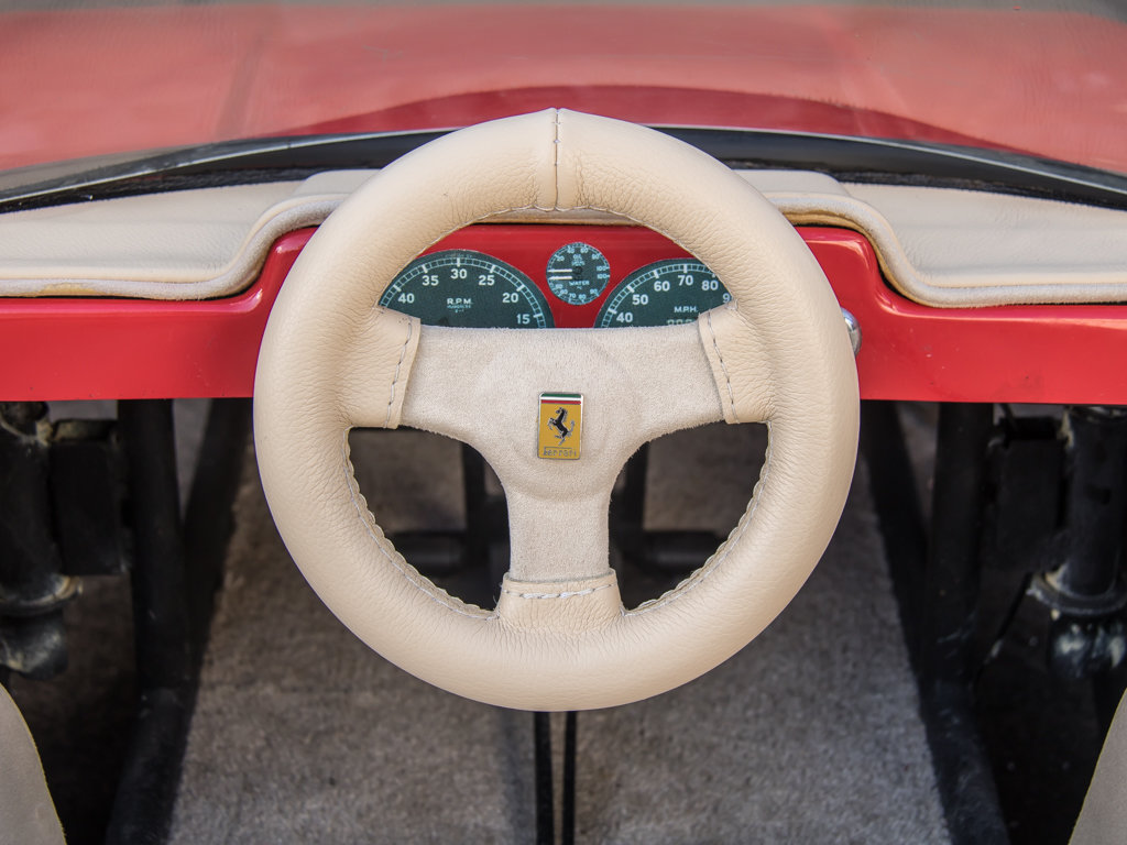 1989 Ferrari    Autojunior Testarossa by Agostini  For Sale (picture 12 of 13)
