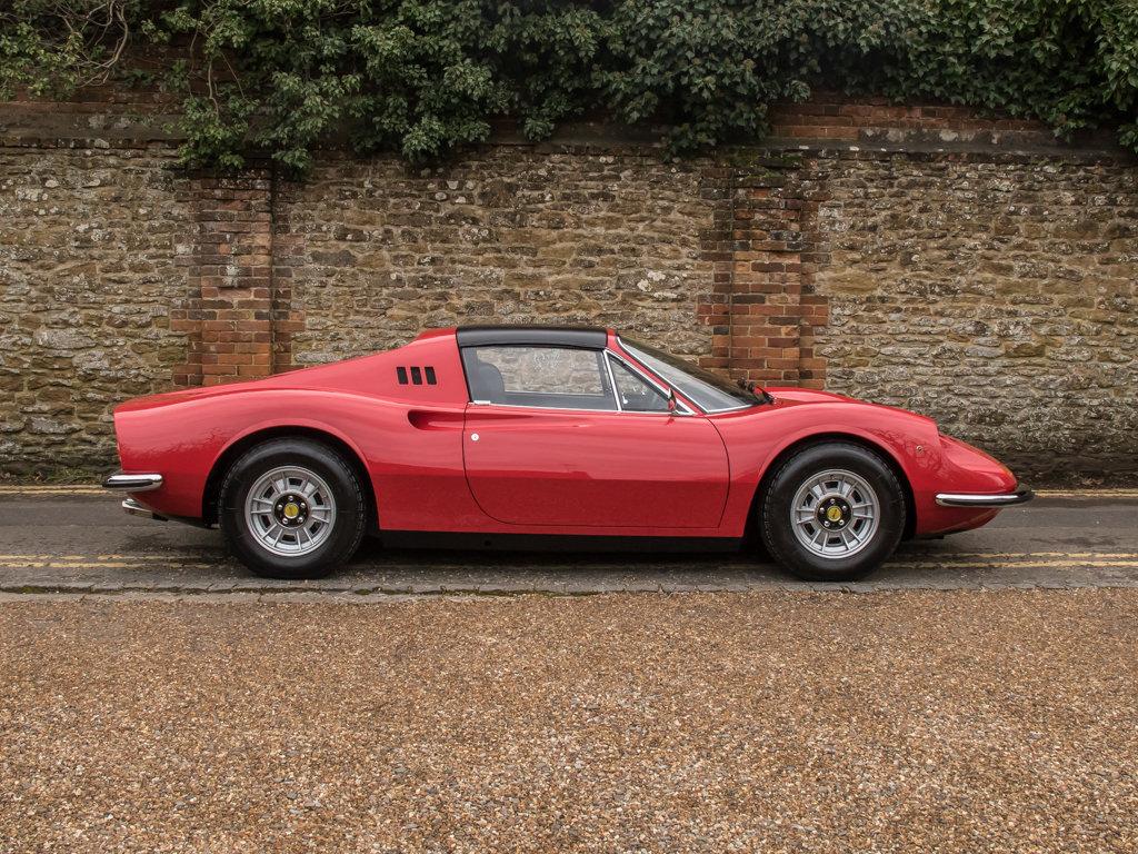 1973 Ferrari    Dino 246 GTS Spyder For Sale (picture 1 of 18)