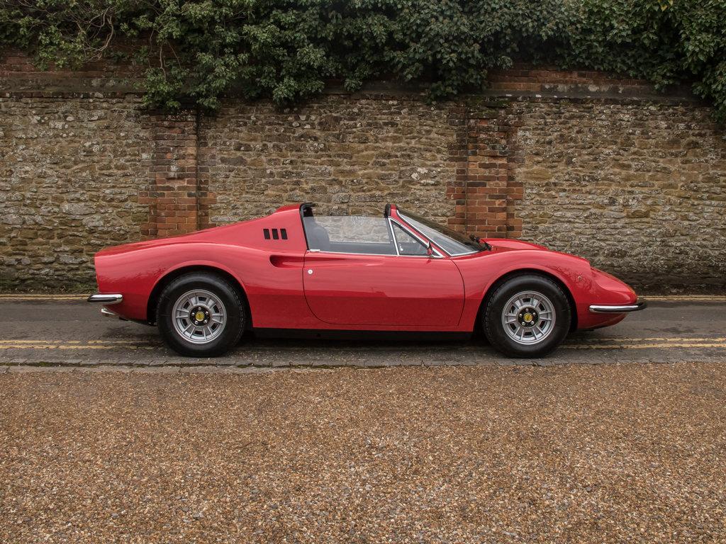 1973 Ferrari    Dino 246 GTS Spyder For Sale (picture 2 of 18)