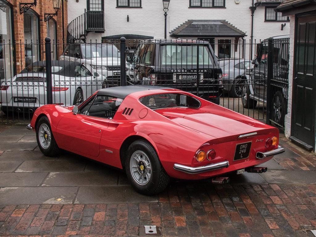 1973 Ferrari    Dino 246 GTS Spyder For Sale (picture 6 of 18)