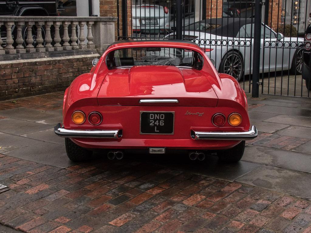 1973 Ferrari    Dino 246 GTS Spyder For Sale (picture 7 of 18)