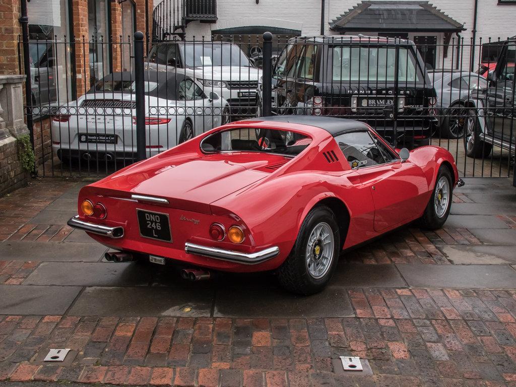 1973 Ferrari    Dino 246 GTS Spyder For Sale (picture 8 of 18)