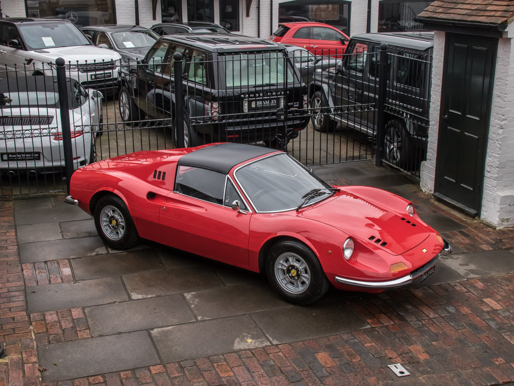 1973 Ferrari    Dino 246 GTS Spyder For Sale (picture 9 of 18)