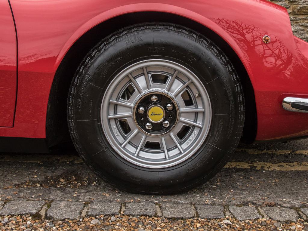 1973 Ferrari    Dino 246 GTS Spyder For Sale (picture 10 of 18)