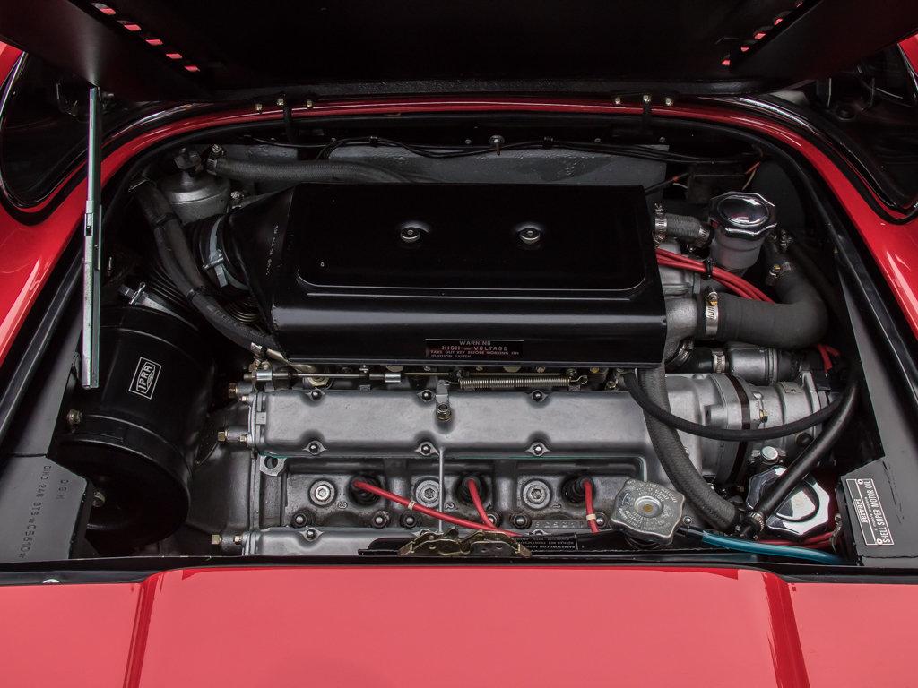 1973 Ferrari    Dino 246 GTS Spyder For Sale (picture 11 of 18)