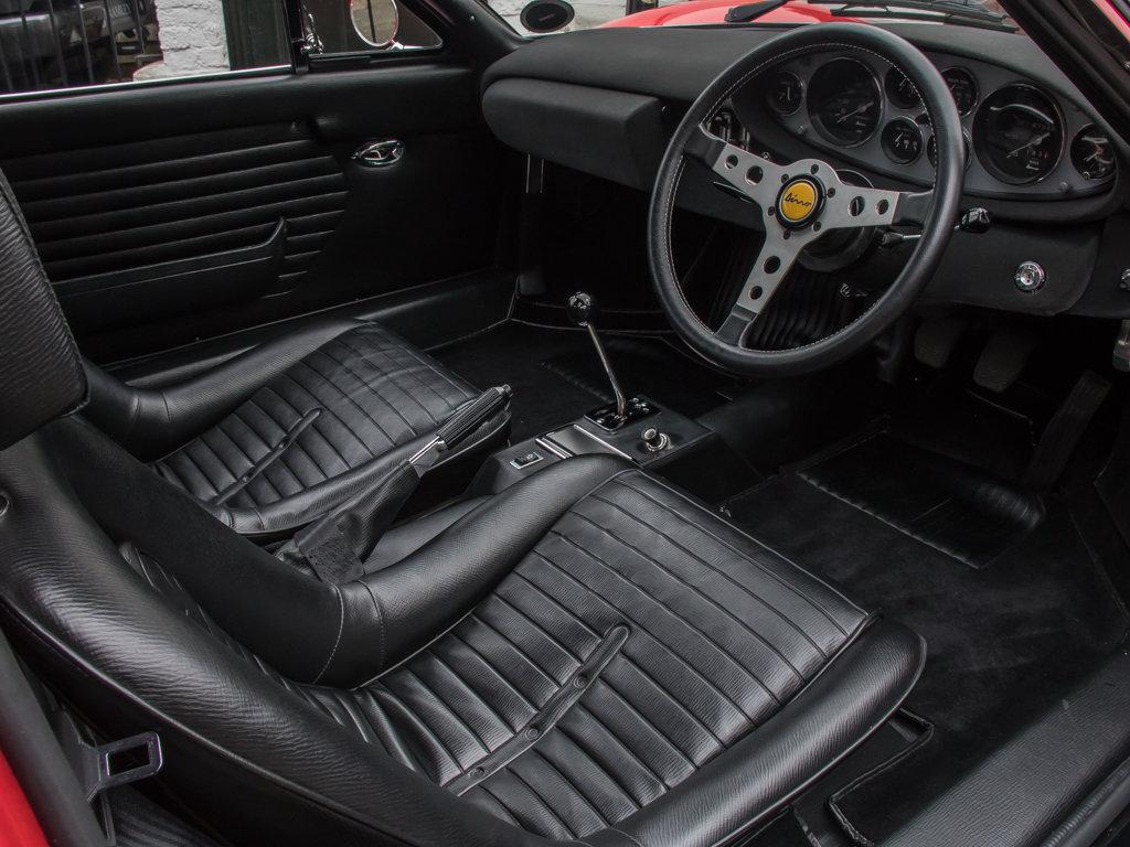 1973 Ferrari    Dino 246 GTS Spyder For Sale (picture 13 of 18)