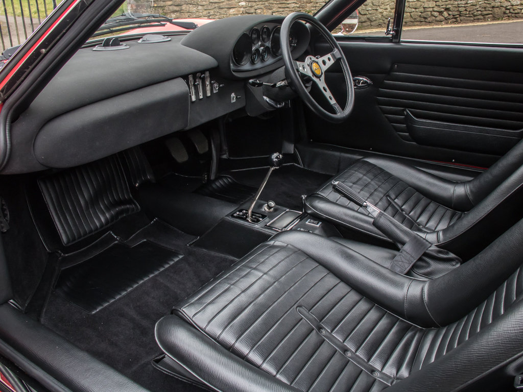1973 Ferrari    Dino 246 GTS Spyder For Sale (picture 14 of 18)