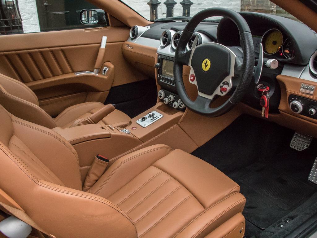 2010 Ferrari  612  612 Scaglietti One to One - HGT2  For Sale (picture 12 of 18)