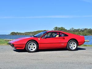 1977 Ferrari 308 GTB 'Vetroresina' SOLD