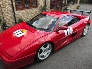 Ferrari 355 challenge superbly authentic