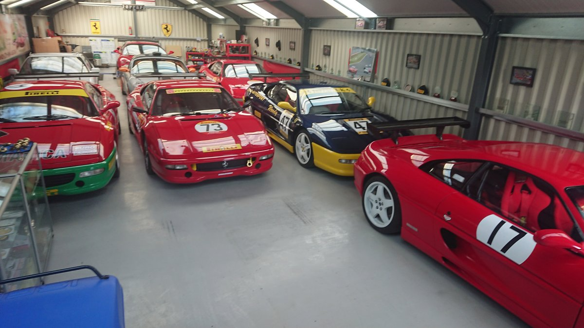 1996 Ferrari 355 challenge superbly authentic  For Sale (picture 6 of 6)