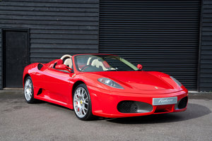 Picture of 2009 Ferrari F430 Spider F1 SOLD