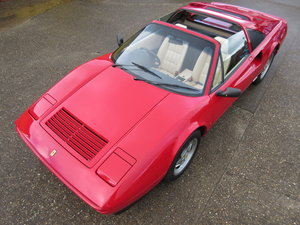 1989 FSOLD-ANOTHER REQUIRED errari 328 GTS -33,000 miles For Sale