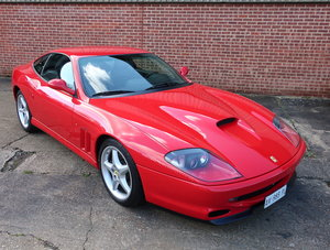1998 Ferrari 550 Maranello - LHD