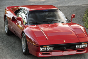 1984 Best price paid 288 GTO Discretion Assured