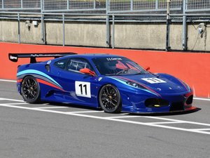 Ferrari 430 Challenge (GTC). One of 142 built.