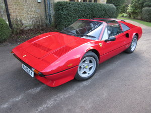 SOLD-Another required  Ferrari 308 GTS QV