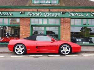 1997 Ferrari 355 Spider Manual  For Sale