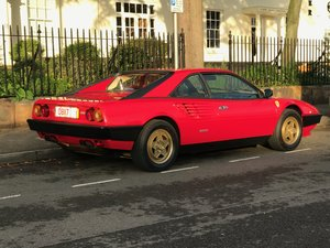 Ferrari Mondial8 RHD Low mileage  Excellent!!!