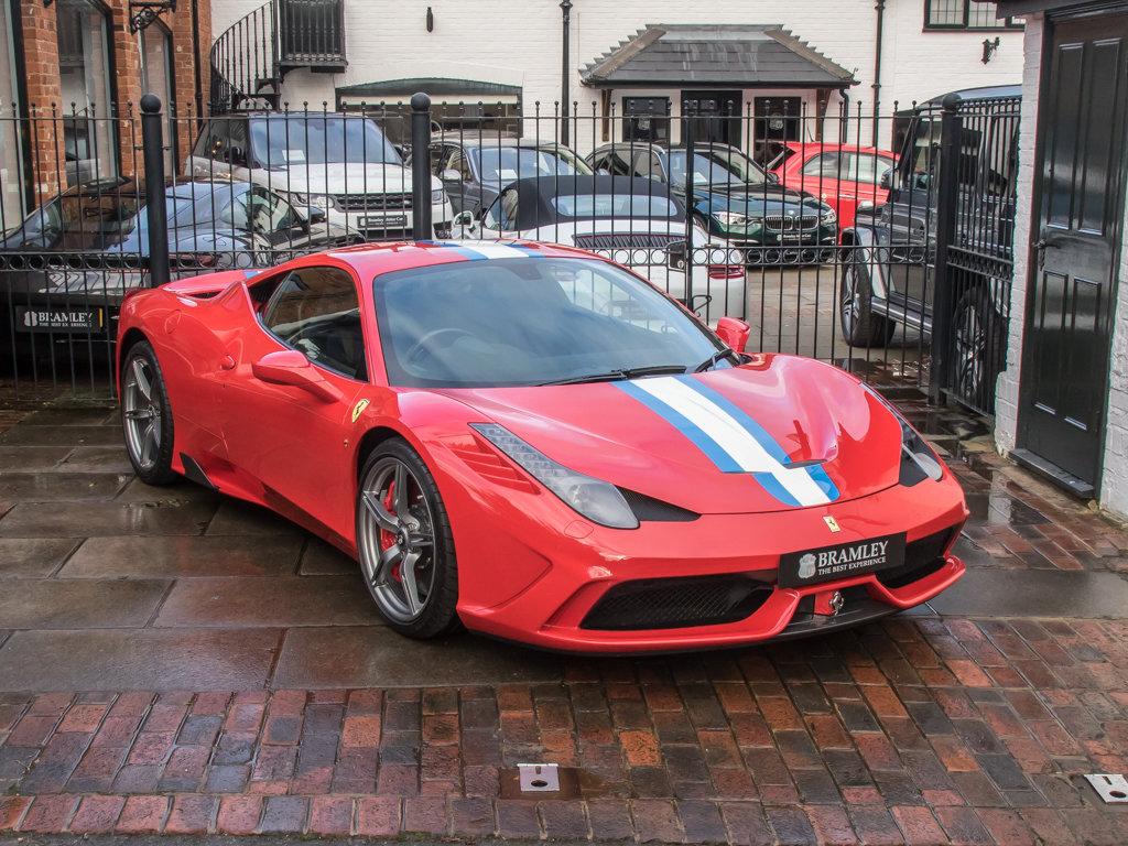 2015 Ferrari    458 Speciale  For Sale (picture 2 of 18)