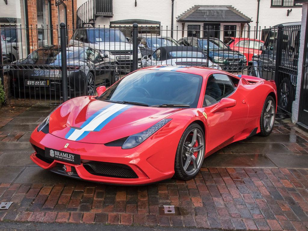 2015 Ferrari    458 Speciale  For Sale (picture 4 of 18)