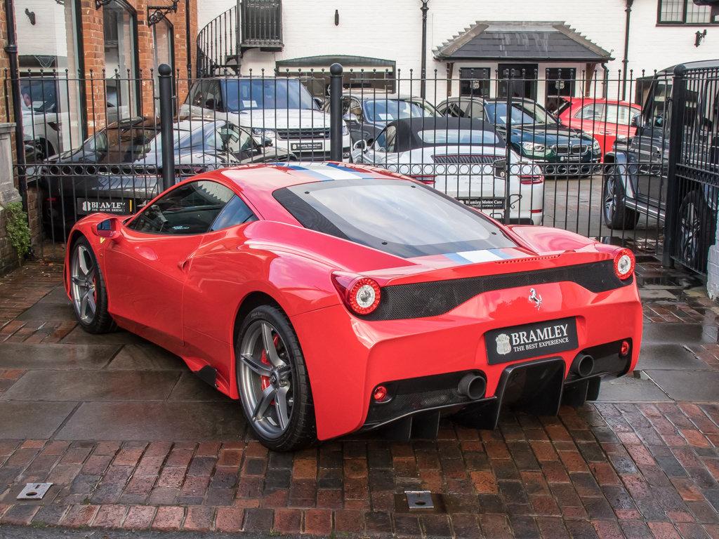 2015 Ferrari    458 Speciale  For Sale (picture 5 of 18)