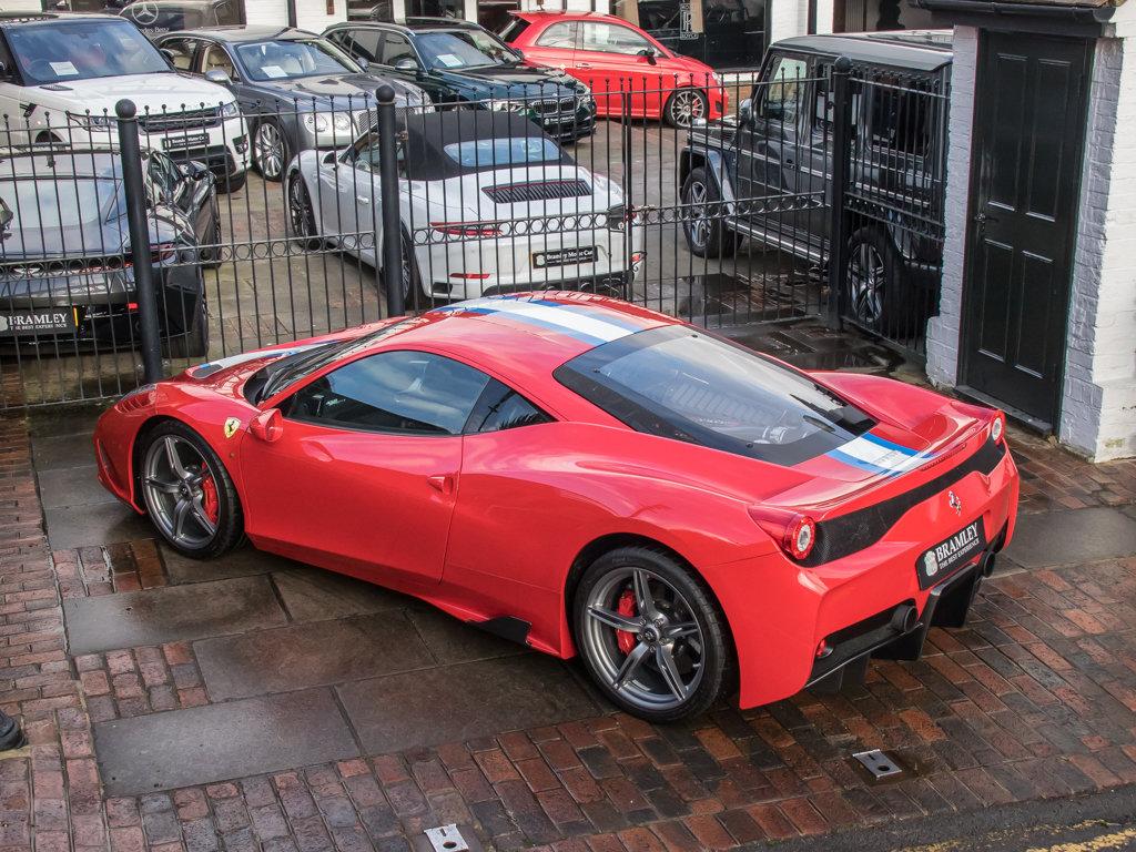 2015 Ferrari    458 Speciale  For Sale (picture 9 of 18)
