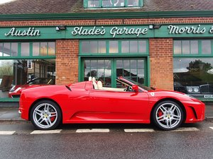 Picture of 2007 Ferrari F430 Spider F1  SOLD