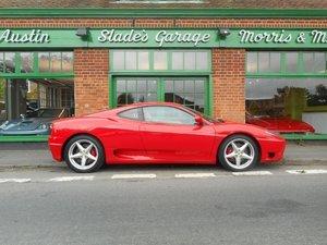 2000 Ferrari 360 Coupe F1  For Sale