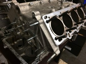 Ferrari 360 Engine Block - 173885 / 180656