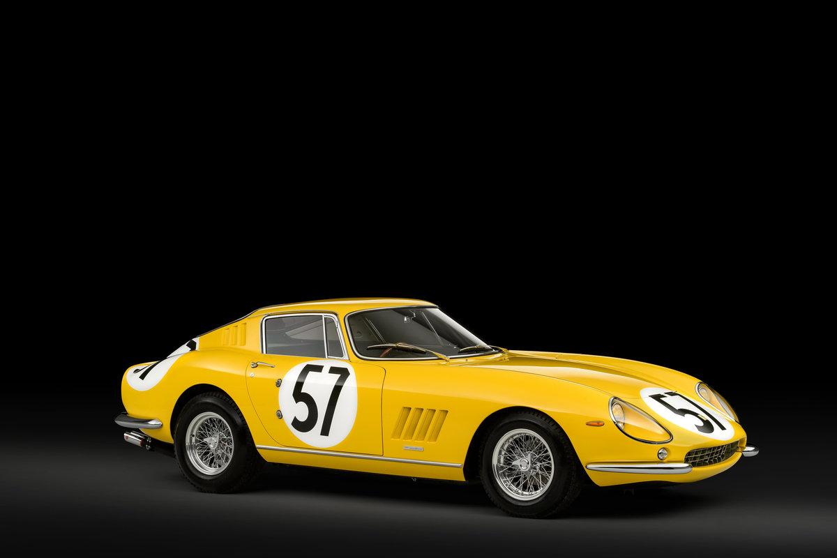 1966 Ferrari 275 Competizione For Sale (picture 1 of 11)