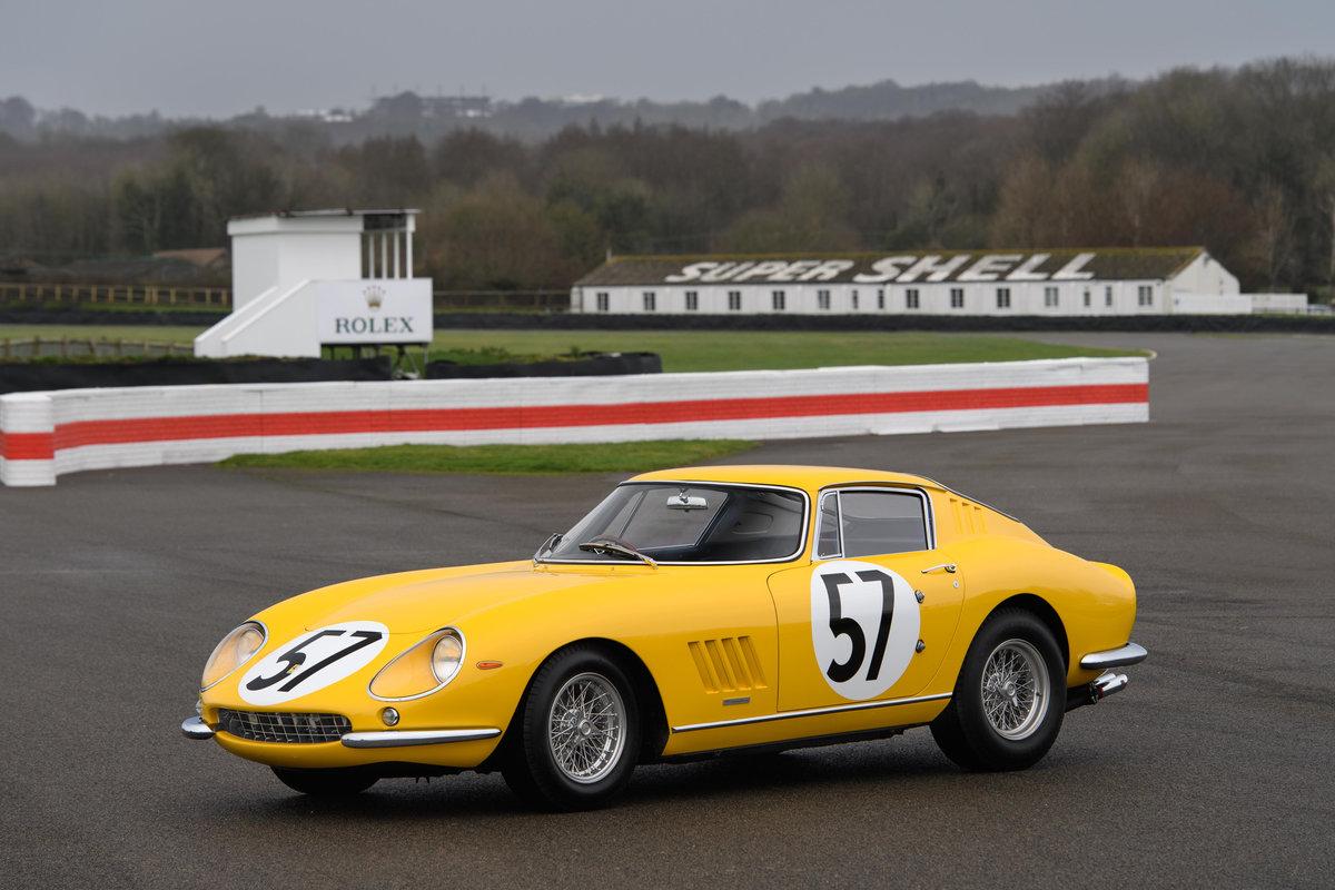 1966 Ferrari 275 Competizione For Sale (picture 11 of 11)