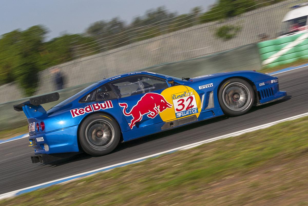 2001 Ferrari 550 Maranello For Sale (picture 2 of 2)