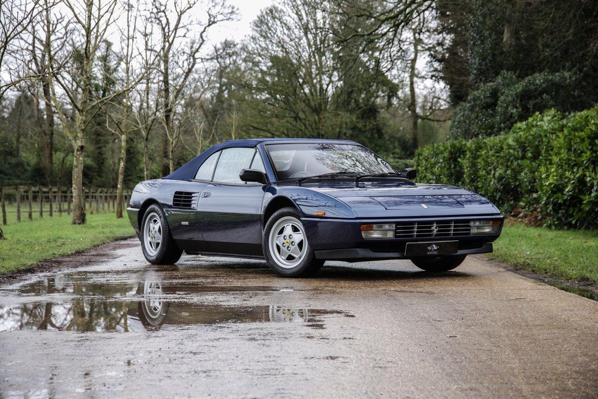 1991 Ferrari Mondial T Cabriolet For Sale (picture 1 of 19)