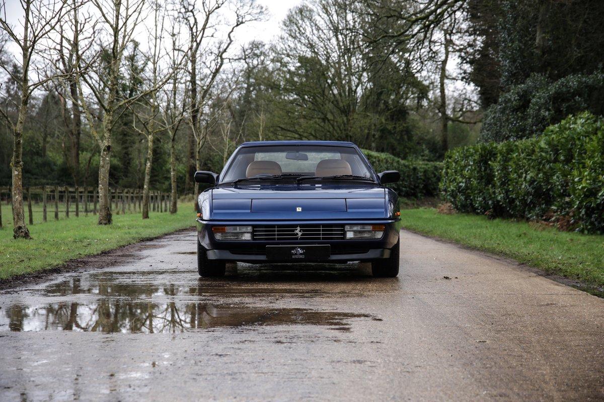 1991 Ferrari Mondial T Cabriolet For Sale (picture 3 of 19)
