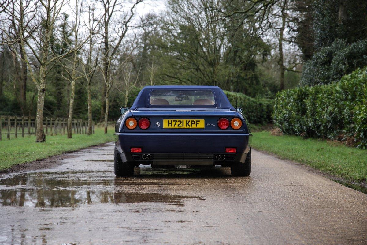 1991 Ferrari Mondial T Cabriolet For Sale (picture 4 of 19)