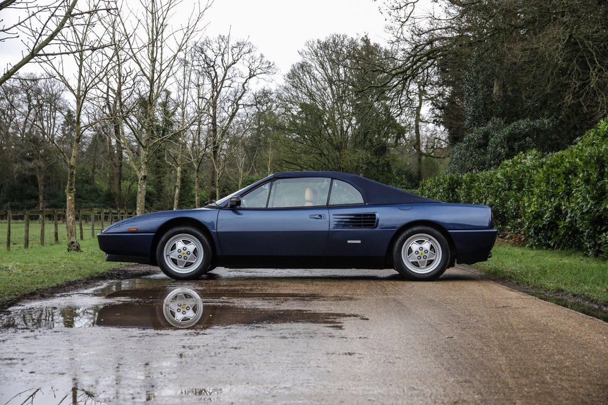 1991 Ferrari Mondial T Cabriolet For Sale (picture 5 of 19)