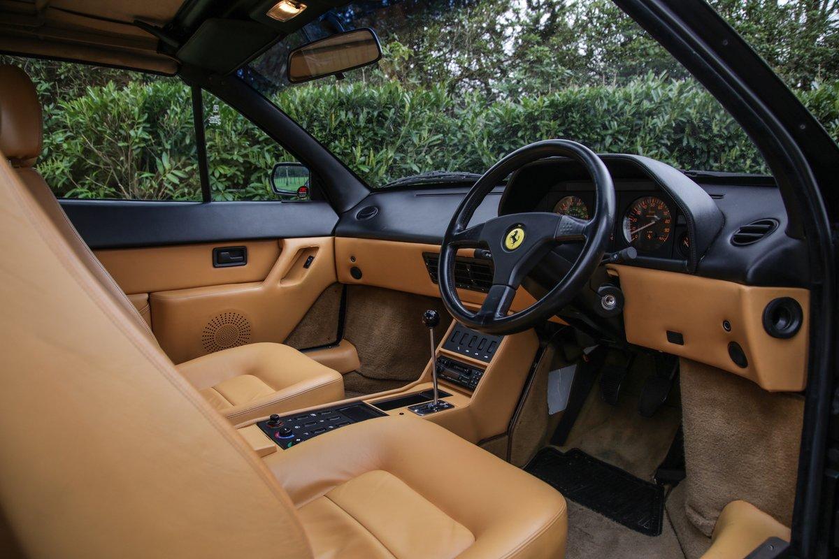 1991 Ferrari Mondial T Cabriolet For Sale (picture 6 of 19)