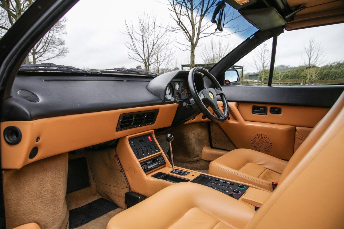 1991 Ferrari Mondial T Cabriolet For Sale (picture 7 of 19)