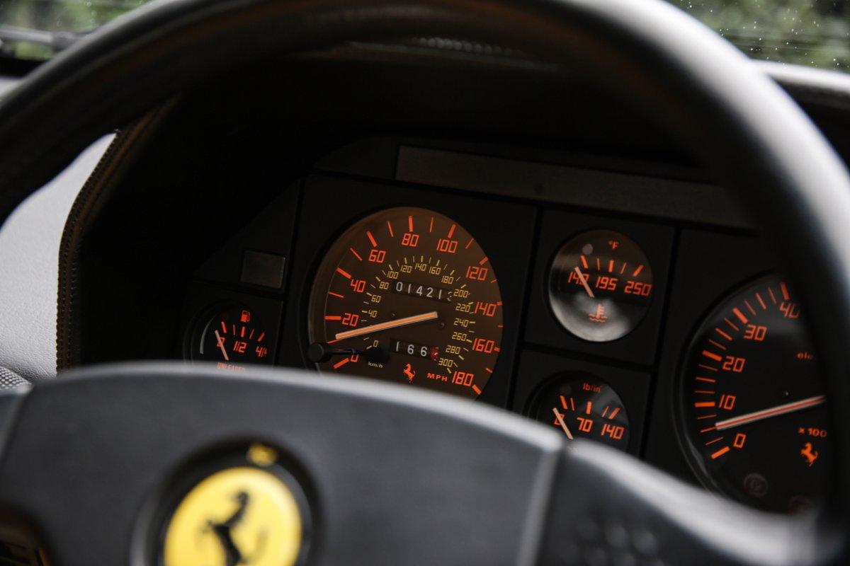 1991 Ferrari Mondial T Cabriolet For Sale (picture 9 of 19)