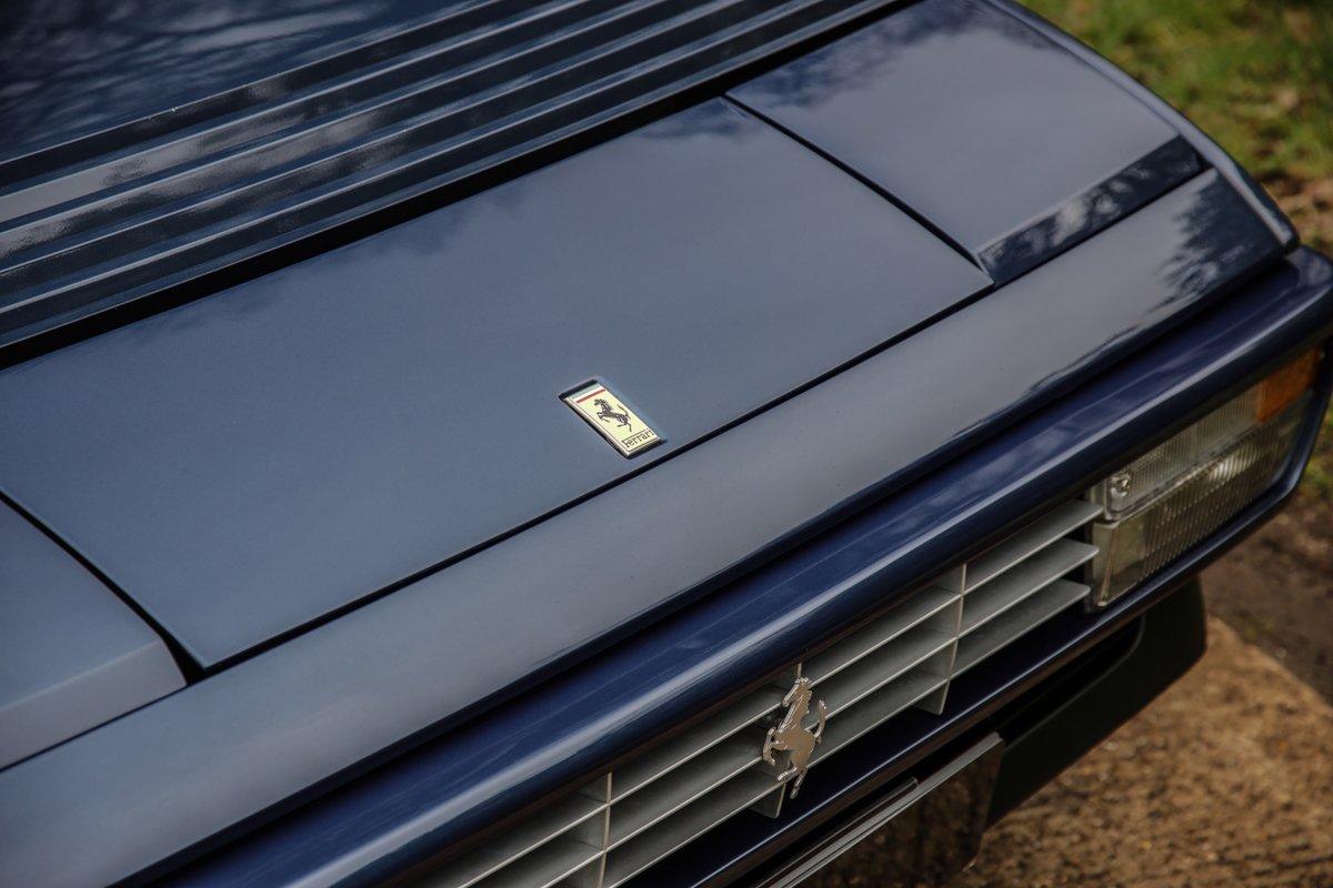1991 Ferrari Mondial T Cabriolet For Sale (picture 16 of 19)