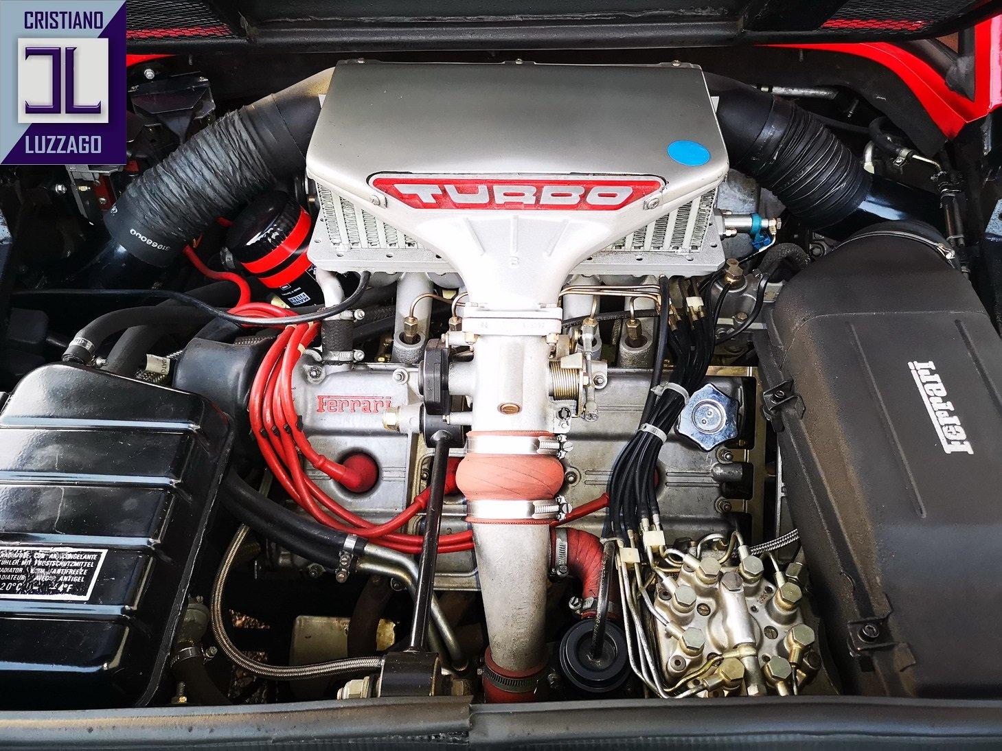1987 FERRARI GTS TURBO INTERCOOLER For Sale (picture 6 of 6)