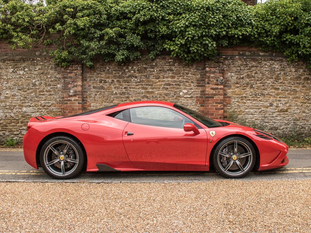 2015 Ferrari  458  458 Speciale  For Sale (picture 1 of 18)