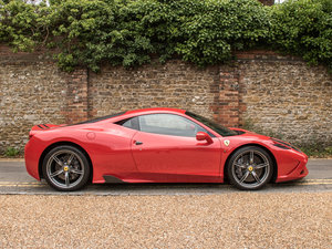 2015 Ferrari  458  458 Speciale  For Sale