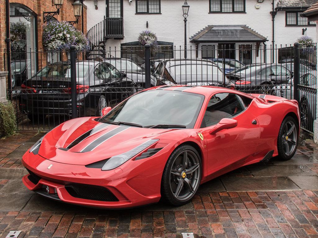 2015 Ferrari  458  458 Speciale  For Sale (picture 4 of 18)