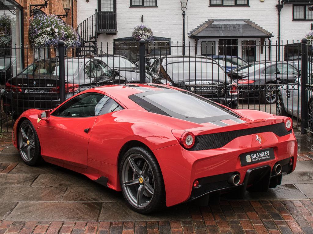 2015 Ferrari  458  458 Speciale  For Sale (picture 5 of 18)